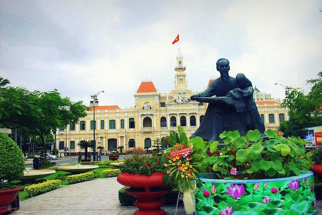 Abschied von Saigon