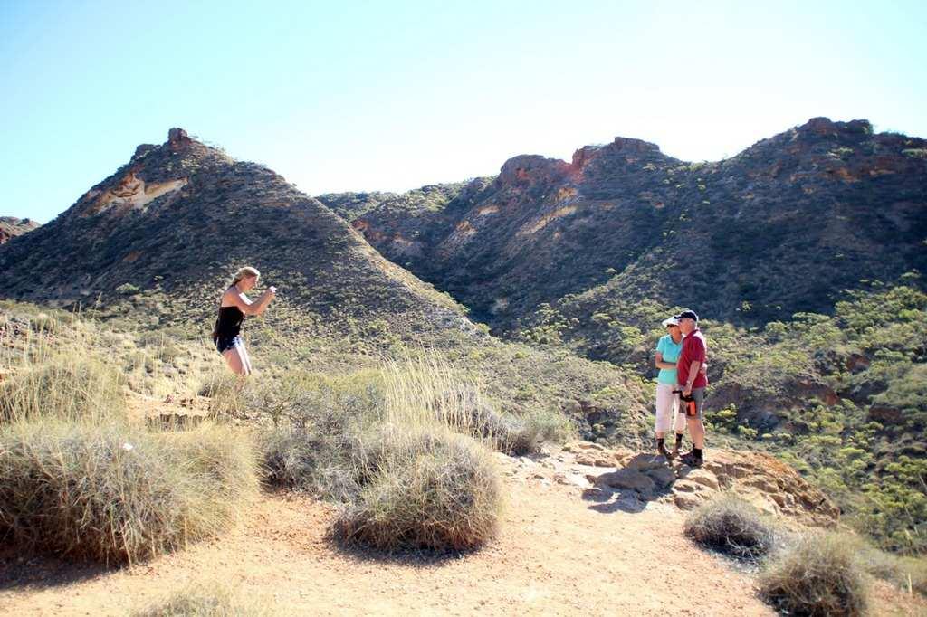 Shothole Canyon