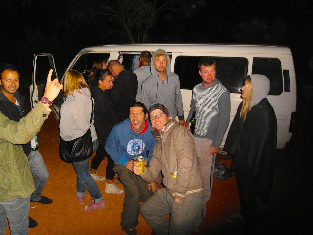 Disco Van, Broome