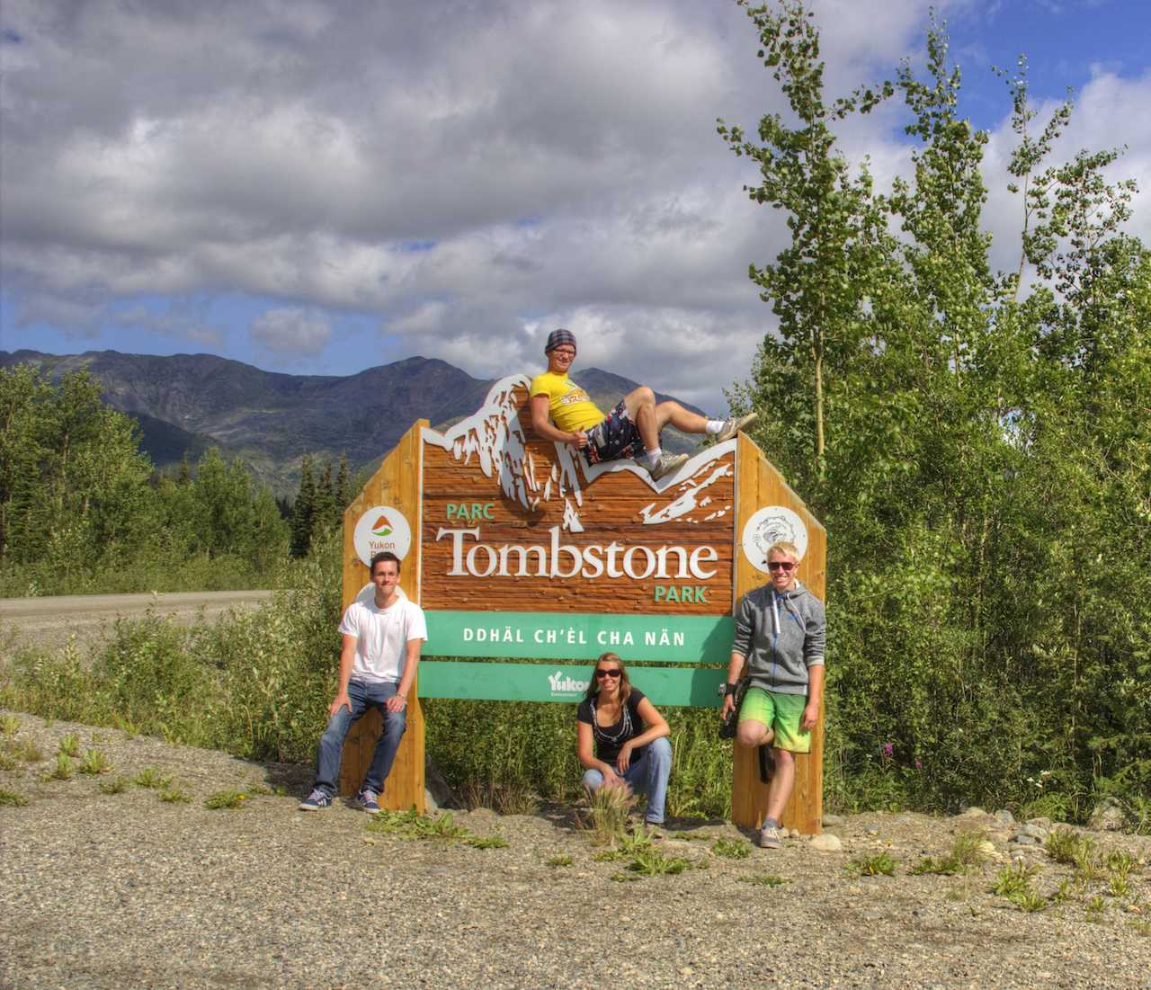 Tombstone Provincial Park