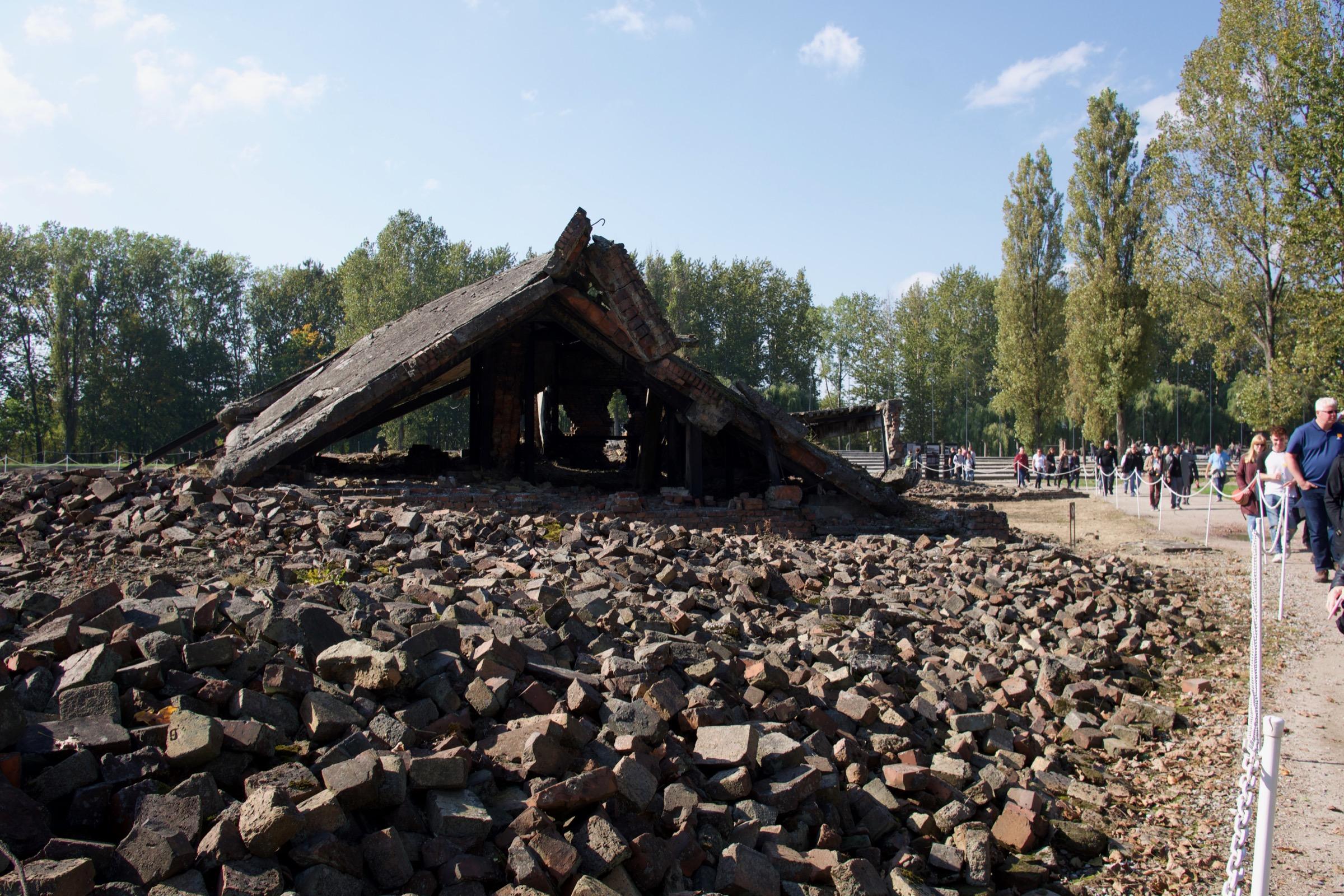 Birkenau Krematorium